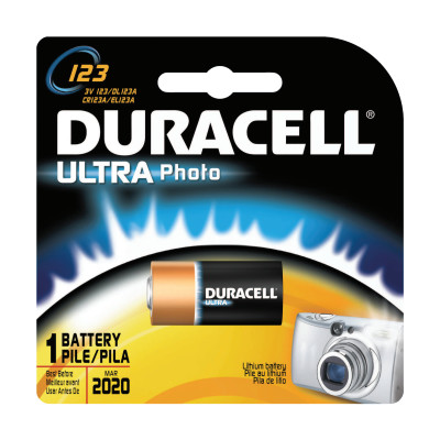 Picture of 3.0 volt lithium photo battery (dl123abu)