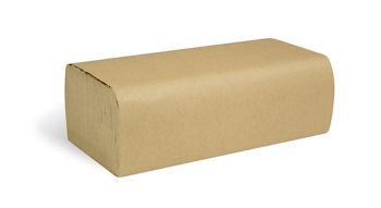"Picture of Towel , Affex Brown Multi-Fold , 9.5""x8.8"",  250 EA/PK, 16 packs per case"