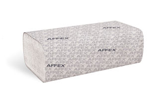 Picture of Affex White Multifold Towel