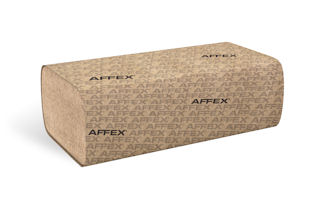 Picture of Affex Brown Multifold Towel