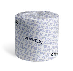 "Picture of Tissue , Affex Bath , 4.0""x3.3"",  2-Ply, 500 SH/RL, 96 rolls"