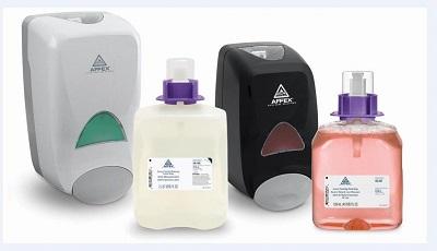 Picture of Dispenser, For FM1 Foam Soap,  1250mL