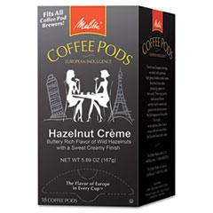 Picture of Coffee Pods, Hazelnut Cream (Hazelnut), 18 Pods/Box