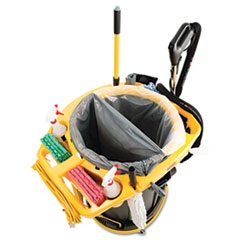 Picture of Deluxe Rim Caddy, 28 1/2 x 39 1/8, Yellow