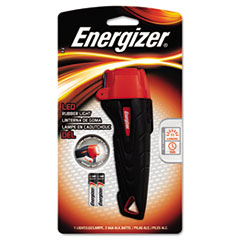 Picture of Rubber Flashlight, 2 AAA, Small