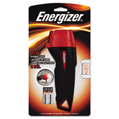 Picture of Rubber Flashlight, 2 AA, Large