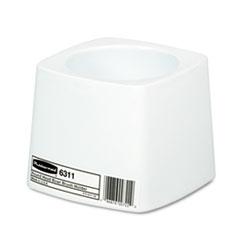 Picture of Holder for Toilet Bowl Brush, White Plastic