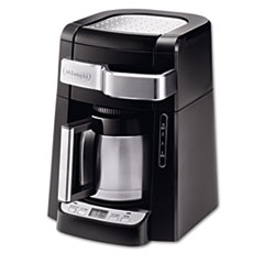Picture of 10-Cup Frontal Access Coffee Maker, Black