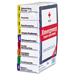 Picture of ANSI Compliant 10 Person First Aid Kit Refill, 63-Pieces