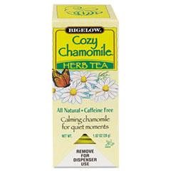 Picture of Single Flavor Tea, Cozy Chamomile, 28 Bags/Box