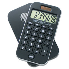 Picture of 900 Antimicrobial Pocket Calculator, 8-Digit LCD