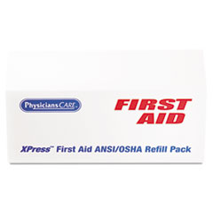 Picture of XPRESS First Aid Kit Refill Pack, ANSI Compliant, 103-Pieces