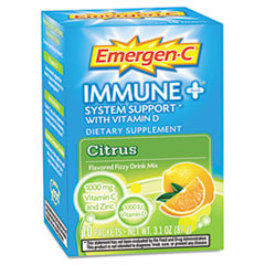 Picture of Immune+ Formula, .3oz, Citrus, 10/Pack