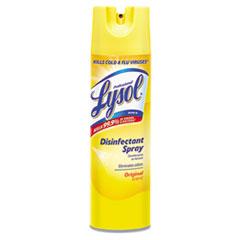 Picture of Disinfectant Spray, Original Scent, 19 oz Aerosol Can
