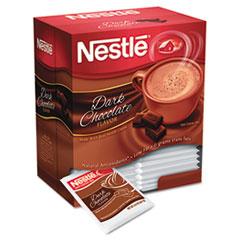 Picture of Hot Cocoa Mix, Dark Chocolate, 0.71 oz, 50/Box