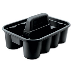 Picture of Deluxe Carry Caddy, 8-Comp, 15w x 7 2/5h, Black