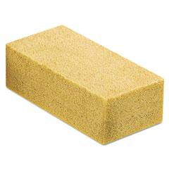 "Picture of Fixi-Clamp Sponge, 8 x 3 in, 2"" Thick, Orange"