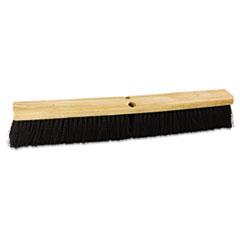 "Picture of Floor Brush Head, 24"" Wide, Polypropylene Bristles"