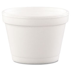 Picture of Bowl Containers, Foam, 4oz, White, 1000/Carton