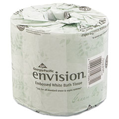 Picture of Bathroom Tissue, 550 Sheets/Roll, 80 Rolls/Carton