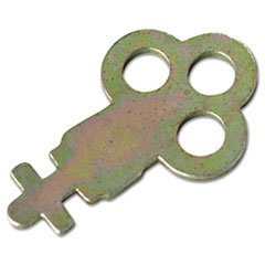Picture of Key for Metal Toilet Tissue Dispensers: T800, T1905, T1900, T1950, T1800, R1500