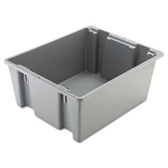 Picture of Palletote Box, 19gal, Gray