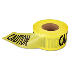 "Picture of 1,000 ft. x 3 in. ""Caution"" Barricade Tape (Yellow)"