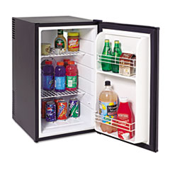 Picture of 2.5 Cu.Ft Superconductor Refrigerator, Black