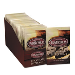 Picture of Premium Hot Cocoa, Chocolate Peppermint, 24/Carton