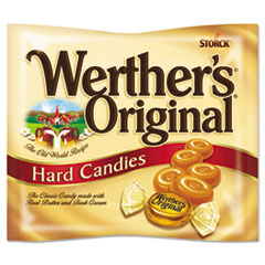 Picture of Original Butter & Cream Hard Candies, 9oz Bag