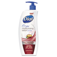 Picture of Extra Dry 7-Day Moisturizing Lotion with Shea Butter, 21 oz