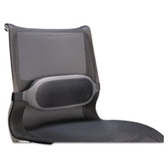 Picture of I-Spire Series Lumbar Cushion, 14 x 3 x 6, Gray