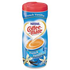Picture of French Vanilla Creamer Powder, 15oz Plastic Bottle