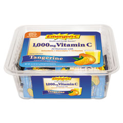 Picture of Immune Defense Drink Mix, Tangerine, .3oz Packet, 50/Pack