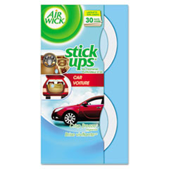 Picture of Stick Ups Car Air Freshener, 2.1oz, Crisp Breeze