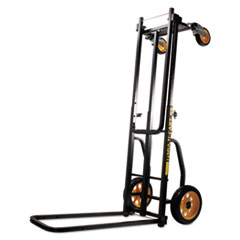Picture of Multi-Cart 8-in-1 Cart, 500lb Capacity, 32 1/2 x 17 1/2 x 42 1/2, Black