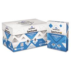 Picture of Spectrum Standard 92 Multipurpose Paper, 20lb, 8 1/2 x 11, White, 5000 Shts/Ctn