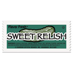 Picture of Flavor Fresh Relish Packets, .317oz Packet, 200/Carton