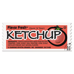 Picture of Flavor Fresh Ketchup Packets, .317oz Packet, 200/Carton
