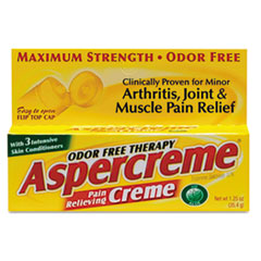 Picture of Pain-Relieving Creme, 1.25oz Tube
