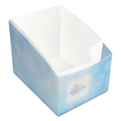 "Picture of Desk Caddy, 11 8/10"" x 6 9/10"" x 11 3/10"", Blue, 24/Carton"