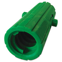 Picture of AquaDozer Squeegee Acme Threaded Insert, Nylon, Green