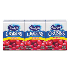 Picture of Craisins, Original Cranberry, 1 oz Box, 6/Pack