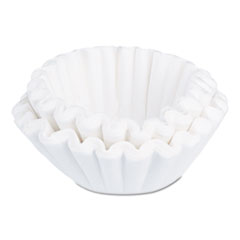 Picture of Flat Bottom Funnel Shaped Filters, for BUNN U3 Brewer, 250/PK