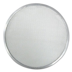 "Picture of Pizza Screen, Expanded Aluminum, 14"" Diameter"