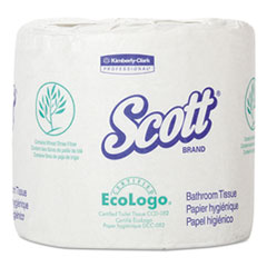 Picture of Standard Roll Bathroom Tissue, 2-Ply, 4.1 x 4, 506/Roll, 80/Carton