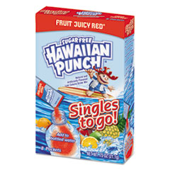 Picture of Drink Mix Singles, Fruit Juicy Red, 0.75 oz Stick, 96 sticks