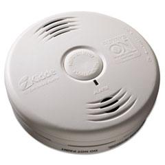 """Picture of Bedroom Smoke Alarm w/Voice Alarm, Lithium Battery, 5.22""""Dia x 1.6""""Depth"""