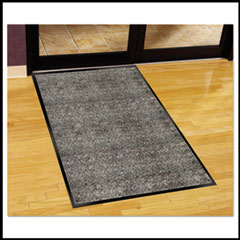 Picture of Silver Series Indoor Walk-Off Mat, Polypropylene, 36 x 60, Pepper/Salt
