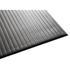 Picture of Air Step Antifatigue Mat, Polypropylene, 36 x 60, Black